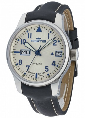 Fortis Aviatis F43 Recon Big DayDate Limited Edition 700.20.92 L.01 watch picture