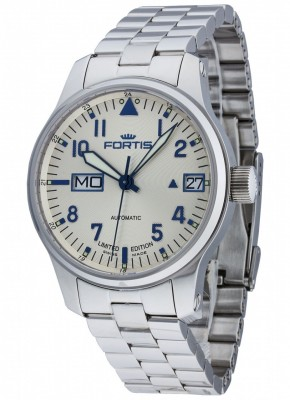 Fortis Aviatis F43 Recon Big DayDate Limited Edition 700.20.92 M watch picture
