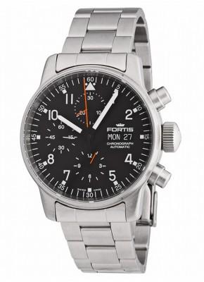 Fortis Aviatis Flieger Chronograph DayDate 597.22.11 M watch picture