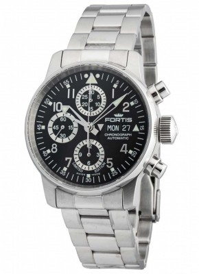 Fortis Aviatis Flieger Chronograph Limited Edition Automatic 597.20.71 M watch picture