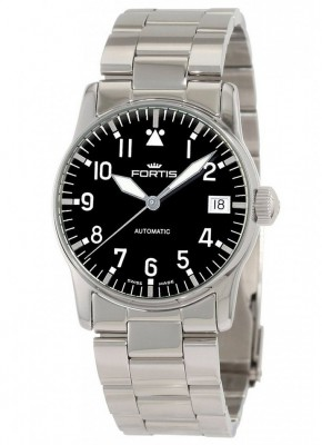 Fortis Aviatis Flieger Lady Automatic 621.10.91 M watch picture