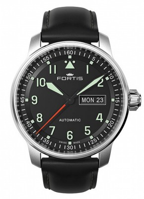 Fortis Aviatis Flieger Professional 704.21.11 L.10 watch picture