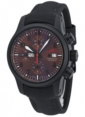 Fortis B42 Aeromaster Dusk Automatic Chronograph 656.18.98 LP watch picture