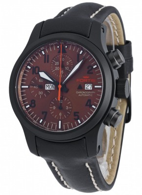 Fortis B42 Aeromaster Dusk Chronograph 656.18.98 L.01 watch picture