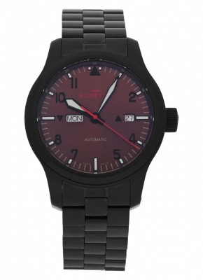 Fortis B42 Aeromaster Dusk DayDate Automatic 655.18.98 M watch picture