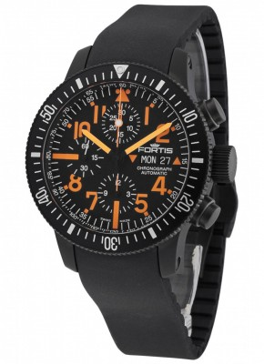 Fortis B42 Black Mars 500 Chronograph Automatic 638.28.13 K watch picture