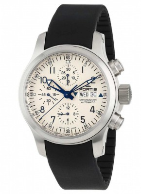 Fortis B42 Flieger Chronograph 635.10.12 K watch picture