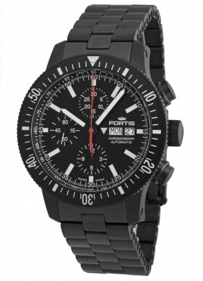 Fortis B42 Monolith Chronograph Automatic 638.18.31 M watch picture