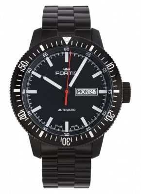 Fortis B42 Monolith DayDate Automatic 647.18.31 M watch picture