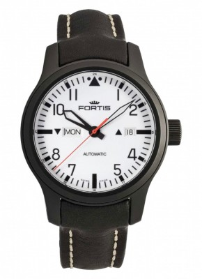 Fortis B42 Nocturnal DayDate Automatic 655.18.12 L.01 watch picture