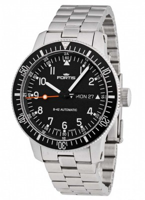 Fortis B42 Official Cosmonauts 647.10.11 M watch picture