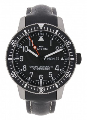Fortis B42 Official Cosmonauts DayDate Automatic 647.27.11 L.01 watch picture