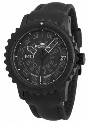 Fortis B47 Big Black DayDate Automatic 675.18.81 L.01 watch picture
