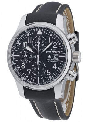 Fortis F43 Flieger Chronograph 701.20.11 L.01 watch picture