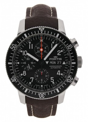 Fortis Official Cosmonauts Chronograph 638.10.11 L.16 watch picture