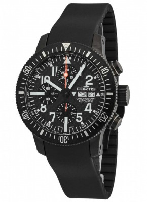Fortis Official Cosmonauts Chronograph 638.28.71 K watch picture