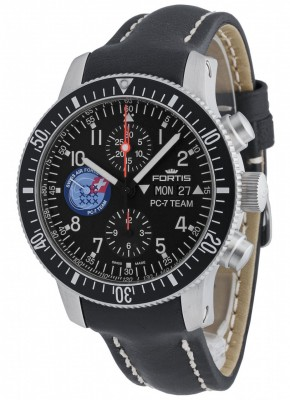Fortis PC7 Team Edition Chronograph Automatic 638.10.91 L.01 watch picture