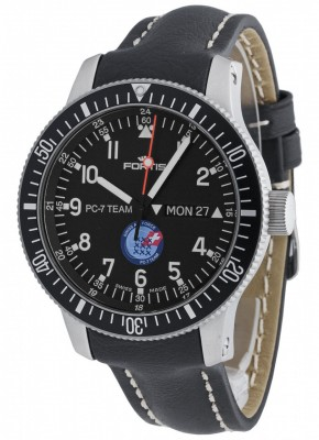 Fortis PC7 Team Edition DayDate Automatic 647.10.91 L.01 watch picture