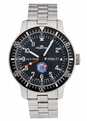 Fortis PC7 Team Edition DayDate Automatic 647.10.91 M watch picture