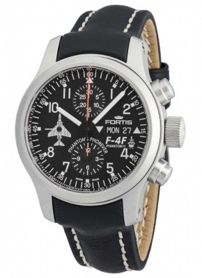 Fortis Phantom F4F Phorever Chronograph Automatic 635.10.91 L0101 watch picture