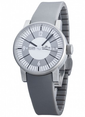 Fortis Spacematic Classic DayDate Automatic 623.10.37 SI.10 watch picture