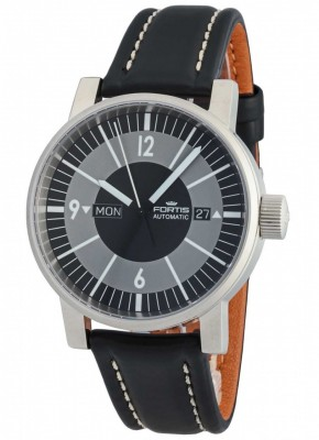 Fortis Spacematic Classic DayDate Automatic 623.10.38 L01 watch picture