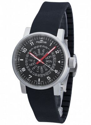 Fortis Spacematic Counterrotation Automatic 623.10.51 SI.01 watch picture