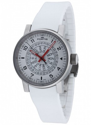 Fortis Spacematic Counterrotation Automatic 623.10.52 SI.02 watch picture
