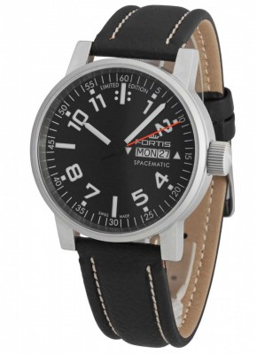 Fortis Spacematic Pilot Professional DayDate Limited Edition 623.10.41 L.01 watch picture