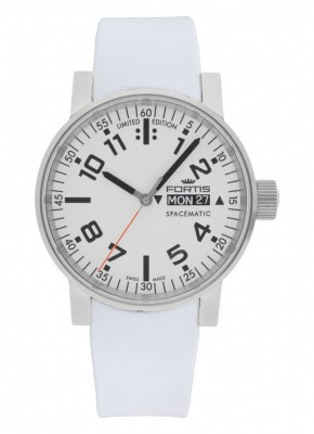 Fortis Spacematic Pilot Professional DayDate Limited Edition 623.10.42 Si.02 watch picture