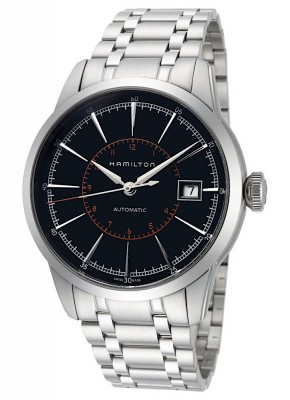 Hamilton American Classic RailRoad Date Automatic H40555131 watch picture