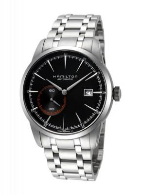 Hamilton American Classic Railroad Date dezentrale Sekunde Automatic H40515131 watch picture
