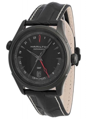 Hamilton Jazzmaster GMT Automatic watch picture