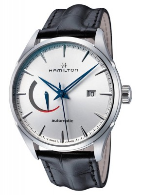Hamilton Jazzmaster Power Reserve Date Automatic H32635781 watch picture