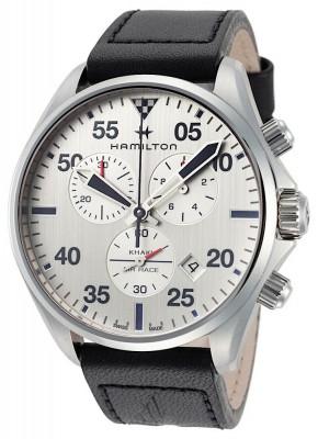 Hamilton Khaki Aviation Chronograph Date Quarz H76712751 watch picture