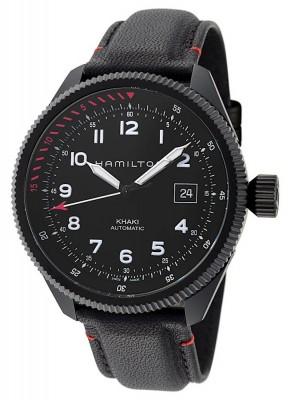 Hamilton Khaki Aviation Takeoff Air Zermatt Automatic H76695733 watch picture