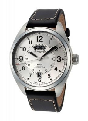 Hamilton Khaki Field Date Wochentag Automatic H70505753 watch picture