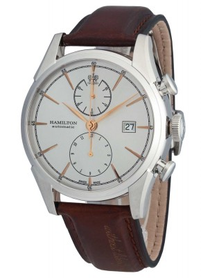 Hamilton Spirit of Liberty Automatic Chronograph H32416581 watch picture