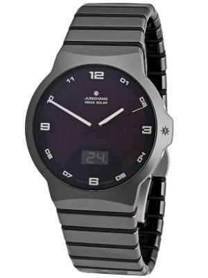 Junghans Force Keramik Solar 0181132.44 watch picture