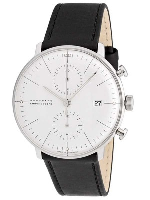 Junghans Max Bill Chronoscope 0274600.00 watch picture