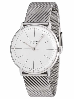 Junghans Max Bill Lady Mechanical 0273004.44 watch picture