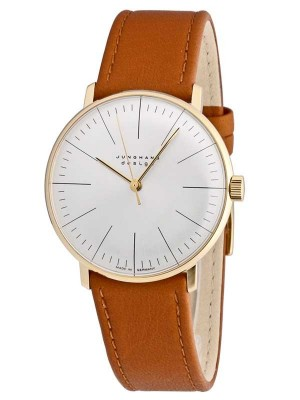 Junghans Max Bill Mechanical 0275703.00 watch picture