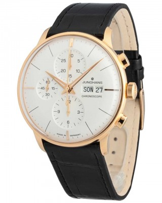 Junghans Meister Chronoscope 0277323.00 watch picture