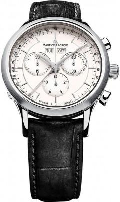 Maurice Lacroix Les Classiques Chronographe LC1008SS001130 watch picture