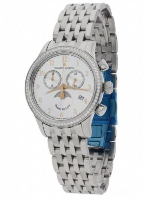 Maurice Lacroix Les Classiques Chronographe Phase de Lune LC1087SD502121 watch picture