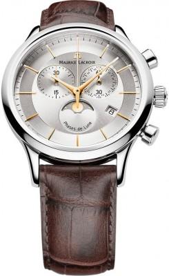 Maurice Lacroix Les Classiques Chronographe Phase de Lune LC1148SS001132 watch picture