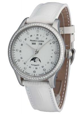 Maurice Lacroix Les Classiques Phase de Lune Automatic LC6057SD50117E watch picture