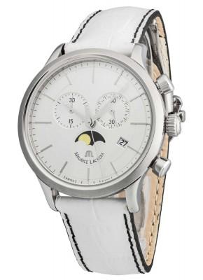 Maurice Lacroix Les Classiques Phase de Lune LC1148SS001130MW watch picture