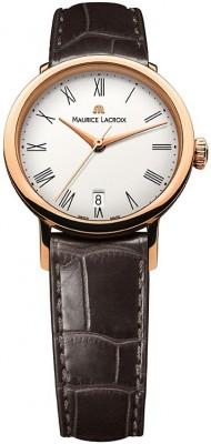 Maurice Lacroix Les Classiques Tradition 18kt Gold Automatic LC6013PG101110 watch picture