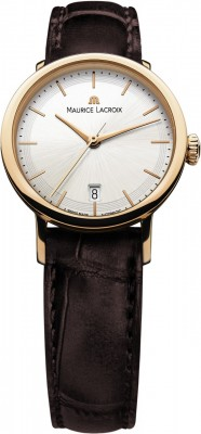 Maurice Lacroix Les Classiques Tradition 18kt Gold Automatic LC6013PG101130 watch picture